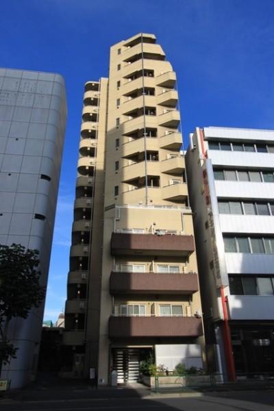 プレール・ドゥーク新宿御苑 1104