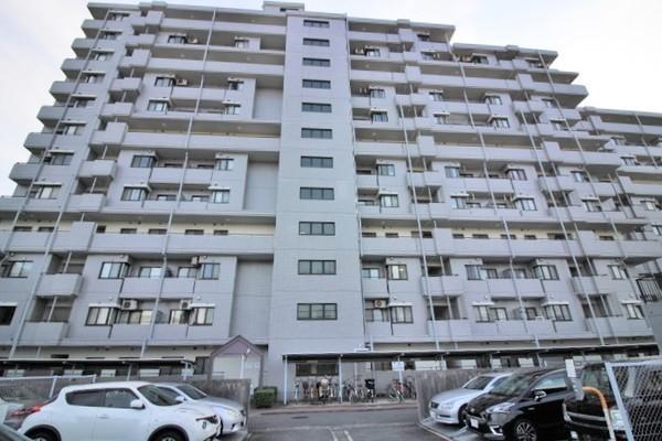 立川サニーコート 9階建て最上階