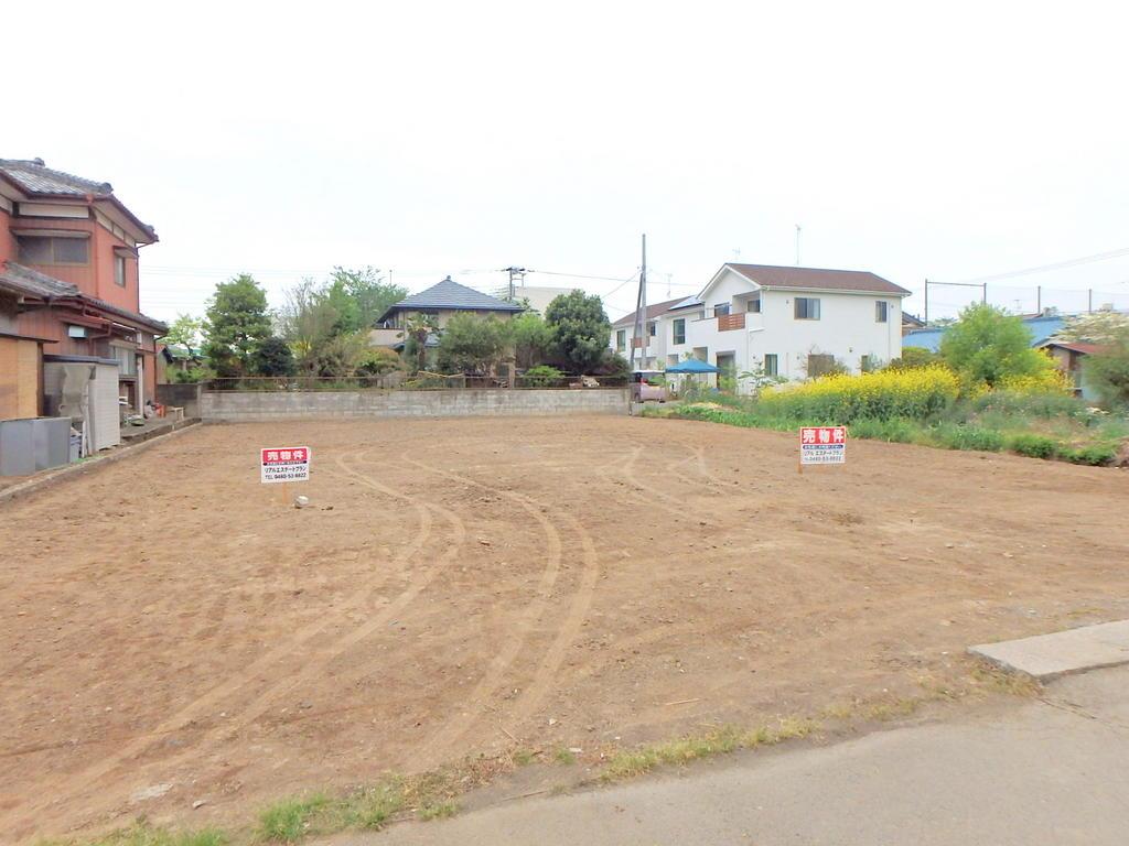 行田市桜町土地 1区画