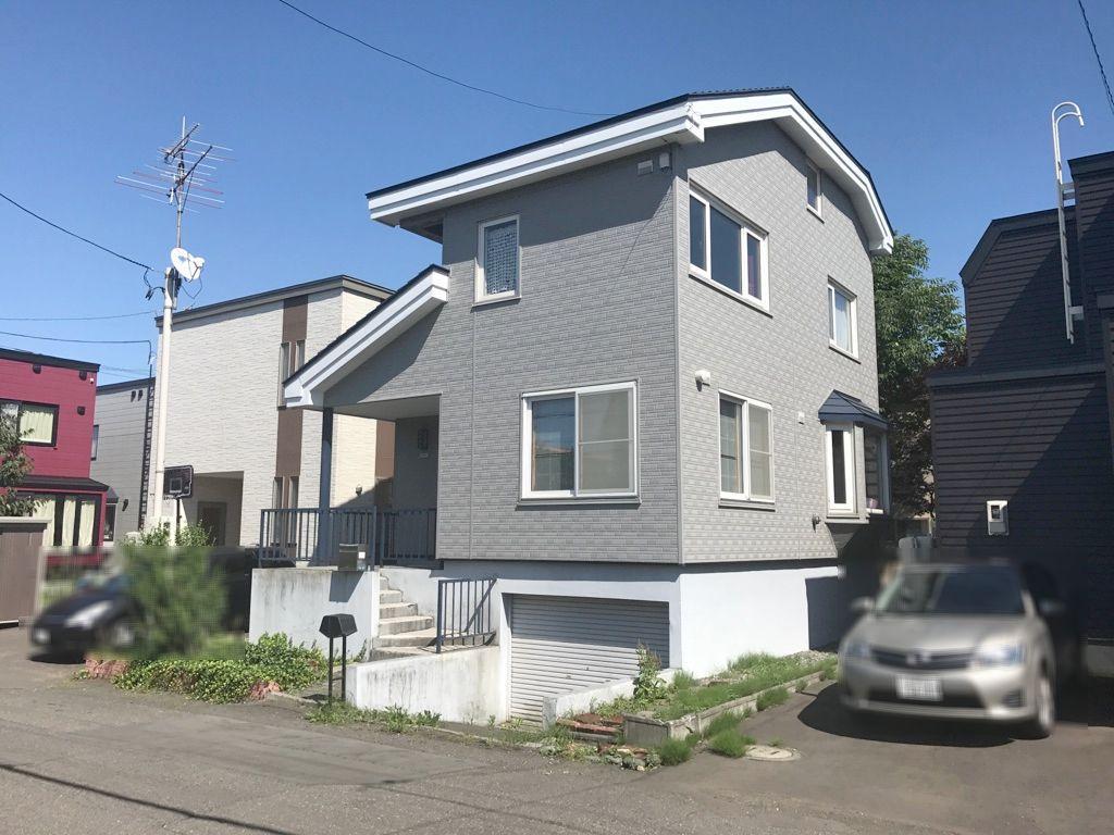 前田1条3丁目 グルニエのあるお家