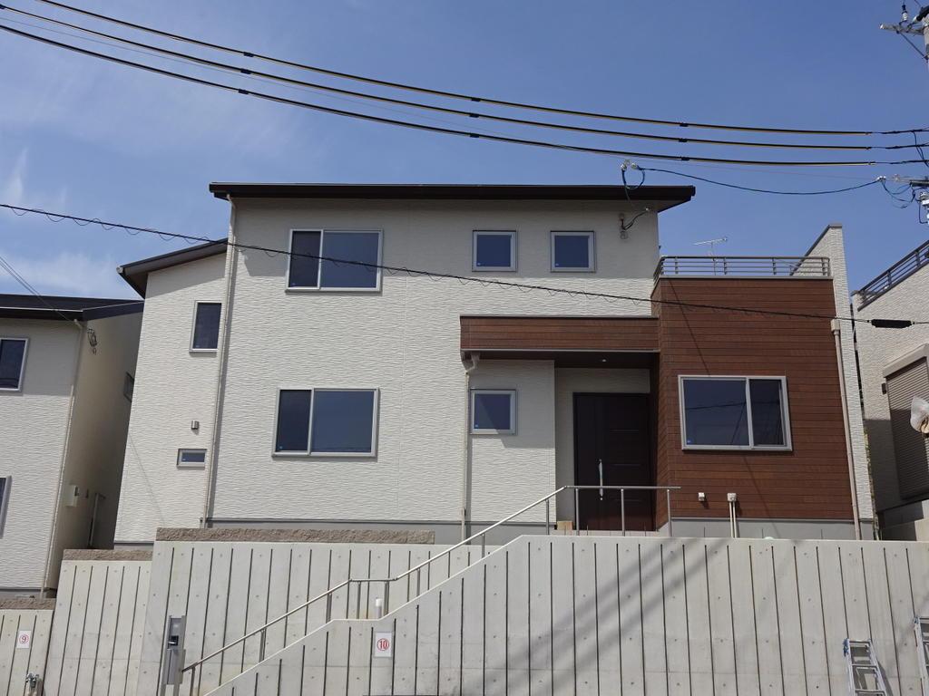 「100年住宅のゼロホーム」100年ものがたり宇治広野町 10号地