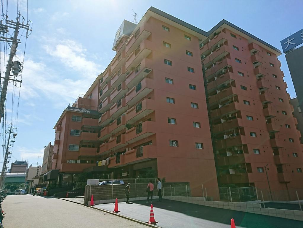 トーカングランドマンション栄 805号室