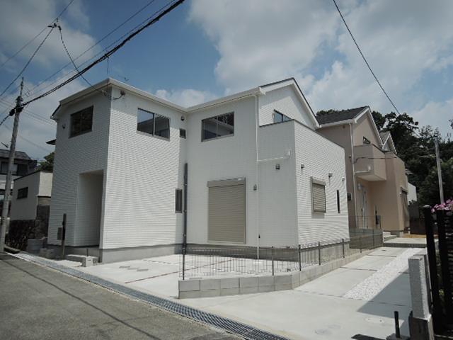 茨木市三島町新築戸建 全3区画