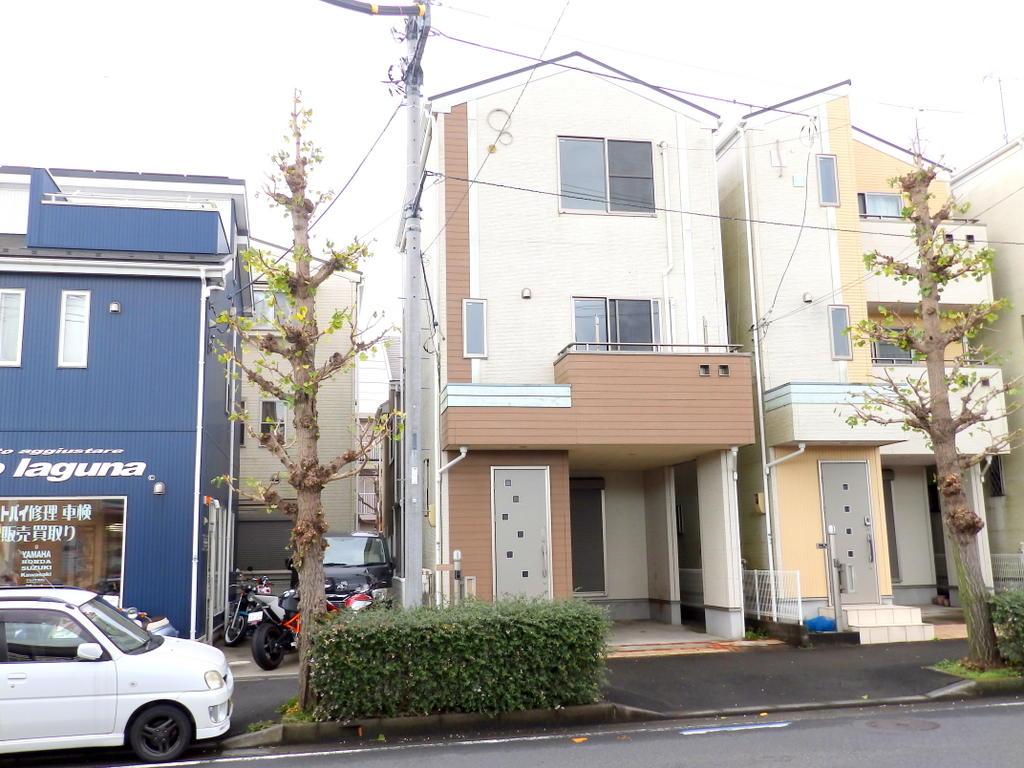 ・平成20年築・藤沢市遠藤