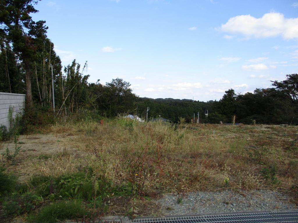 役場・仮設商店近く:楢葉町井出の土地