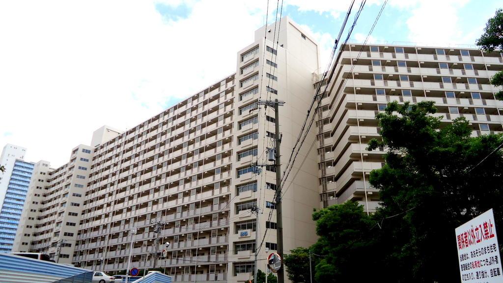 武庫川あおぞらのまち25号棟