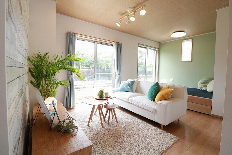 「ラスト2区画・自由設計の家」熊取町桜が丘 新築一戸建て 4号地