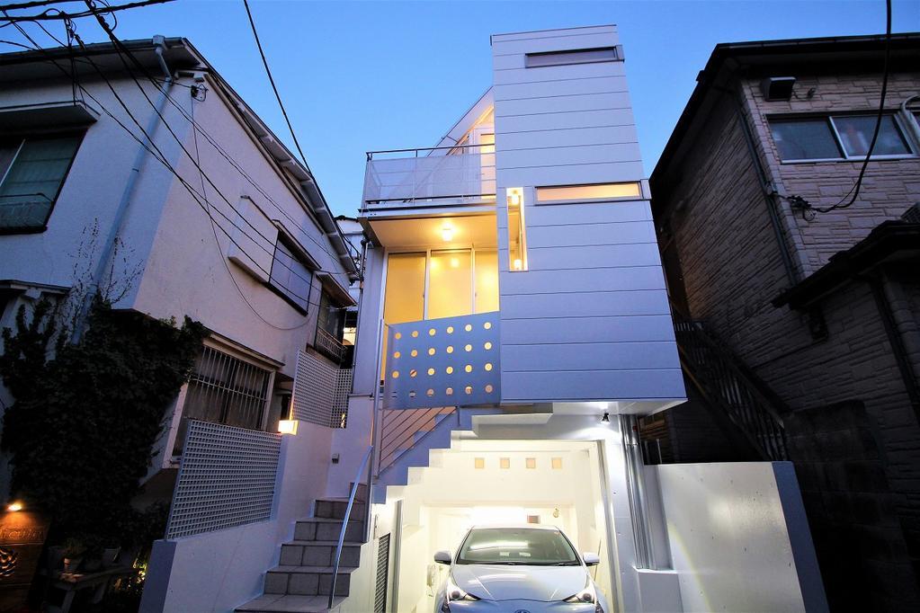 渋谷区神宮前三丁目 リノベーション済中古戸建