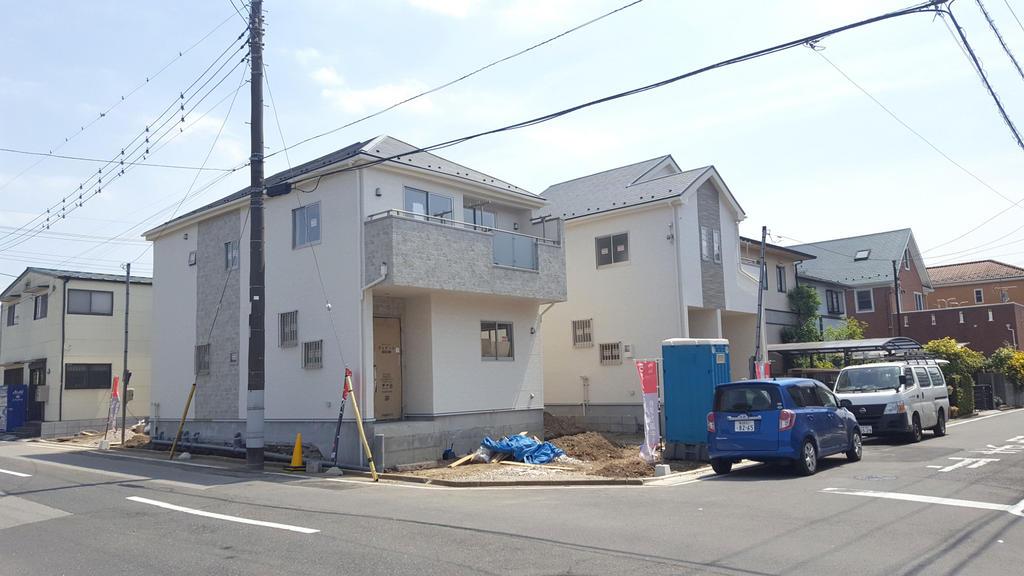 新築数の少ない丹後小学校エリアの新築戸建 長期優良住宅
