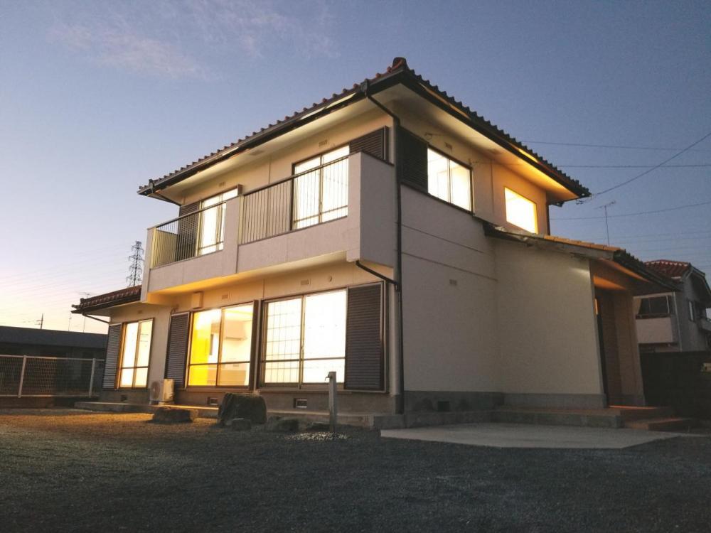 太田市由良町玄関を追加で新品交換しました  戸建て