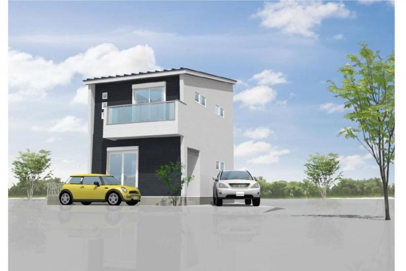 Asobi-デザインハウス 刈谷市大正町第二 1号棟