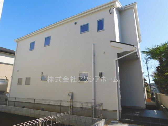 入間市野田・全2棟 新築一戸建 2号棟 ~カースペース並列2台~