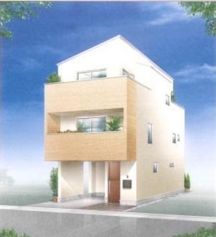 入新井四小3分 ゆとりの85平米 全居室 収 納