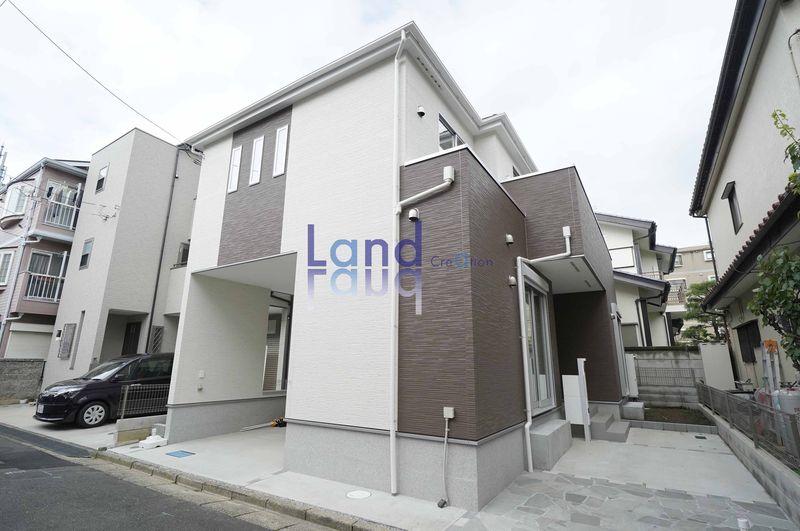 さいたま市桜区田島18・1期 新築住宅 全1棟 1号棟