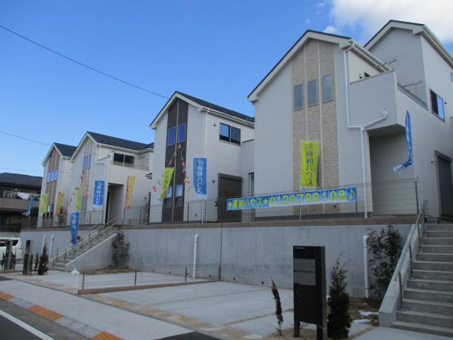 多摩市桜ヶ丘3丁目 新築一戸建て 全4棟 4号棟