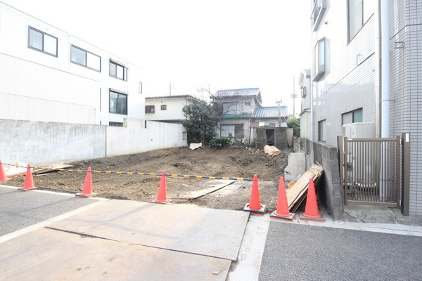 板橋区高島平 新築分譲住宅 1号棟