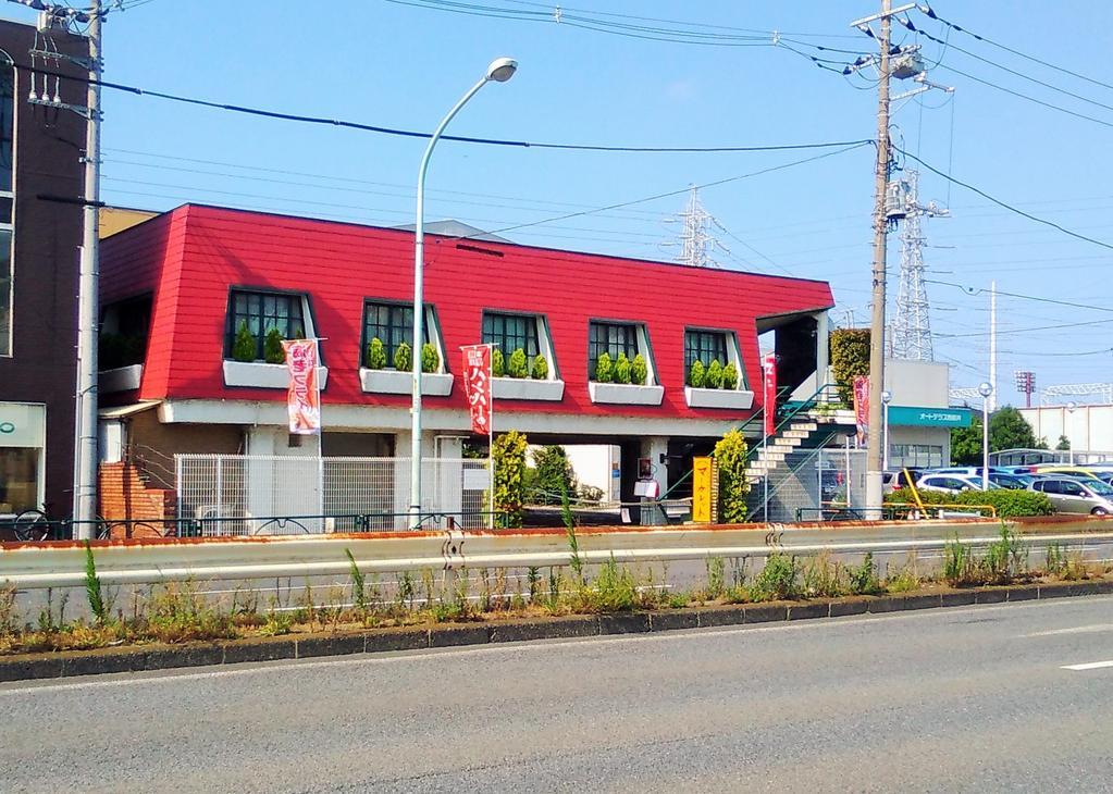 「西新井大師西」駅徒歩8分 東南角地