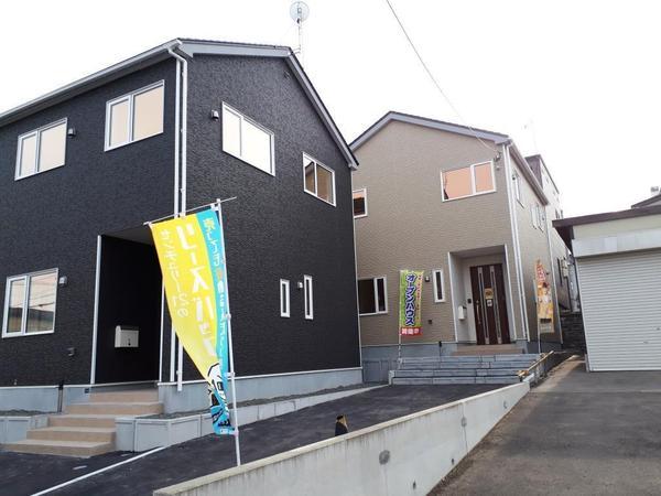 稲積公園駅15分「耐震制震の家」6号棟
