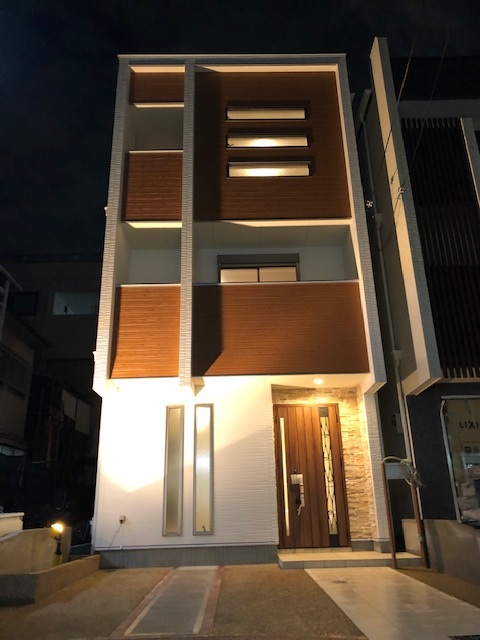 駒川5丁目 4区画