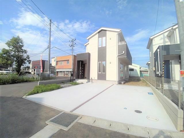 角田4期 8号棟
