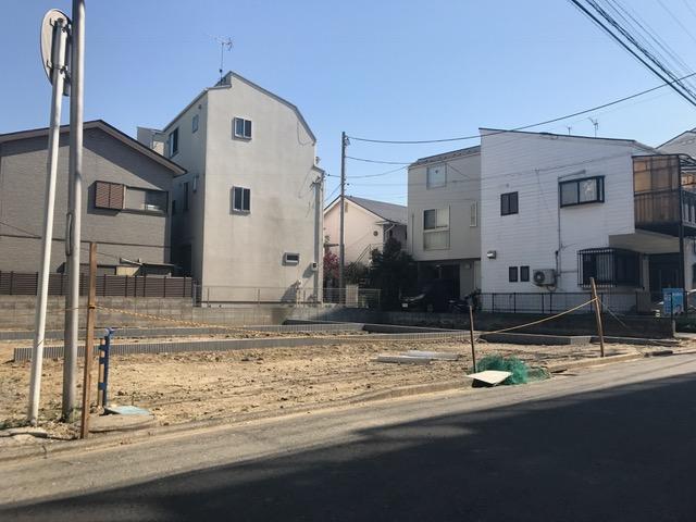 小向町 新築全4棟現場
