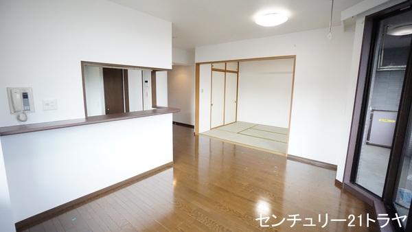レクセルマンション羽村 3階部分