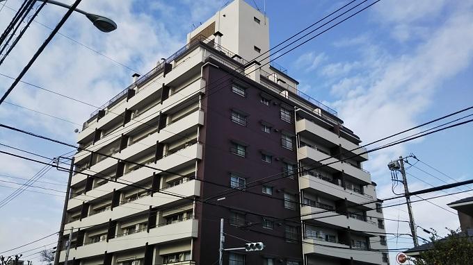 日商岩井上高田マンション 907
