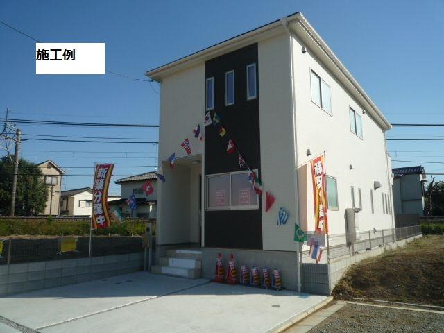 リーブルガーデン所沢下安松第4全7棟