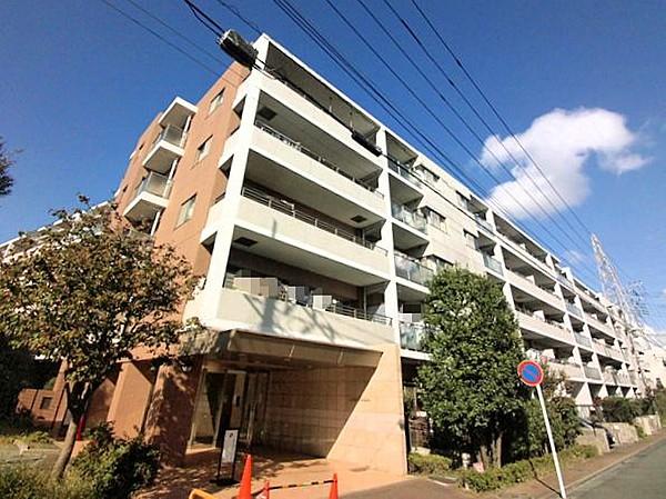 アクエージュ多摩川 リニューアルマンション 314