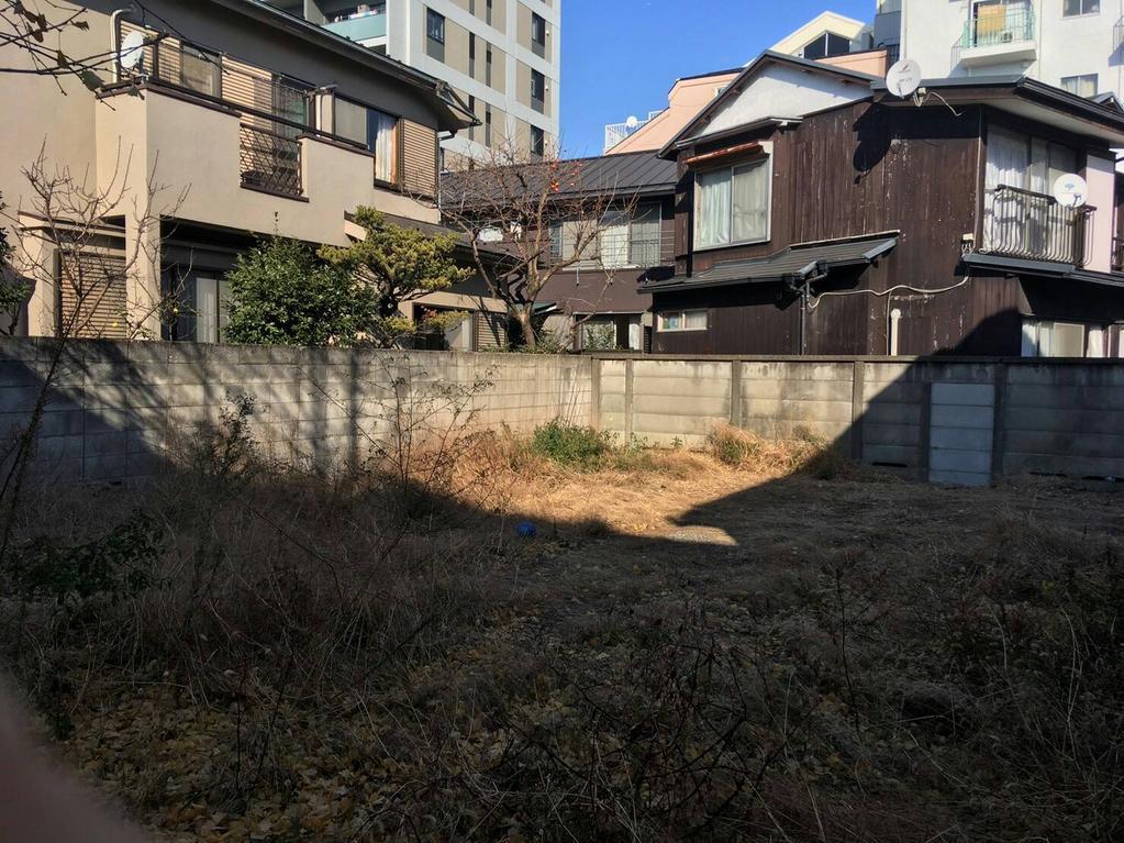 駒沢大学徒歩8分 野沢4丁目土地