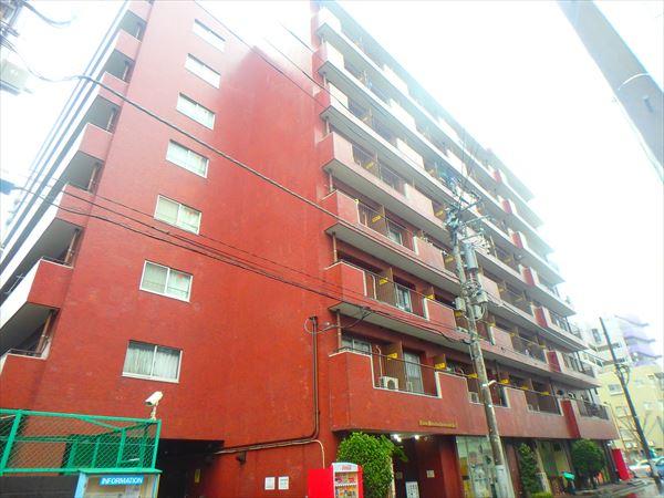 ライオンズマンション川崎第3 6階部分