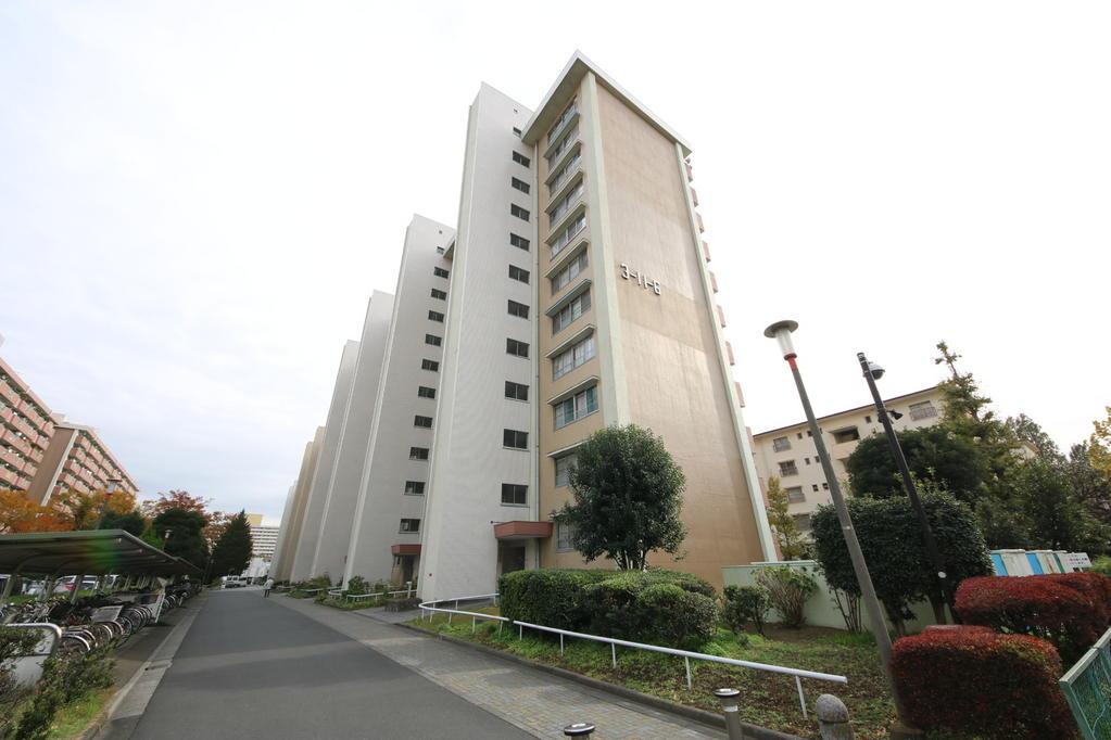 高島平第3住宅6号棟