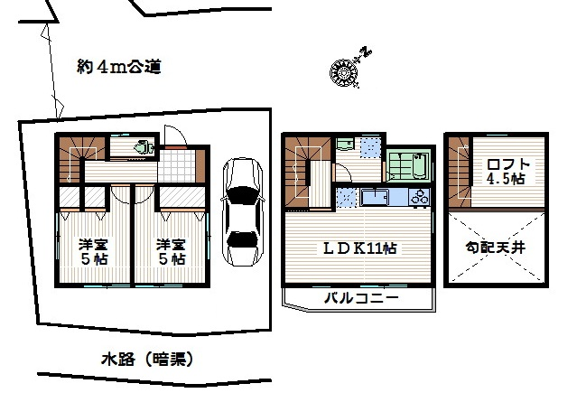 一戸建て 西東京市