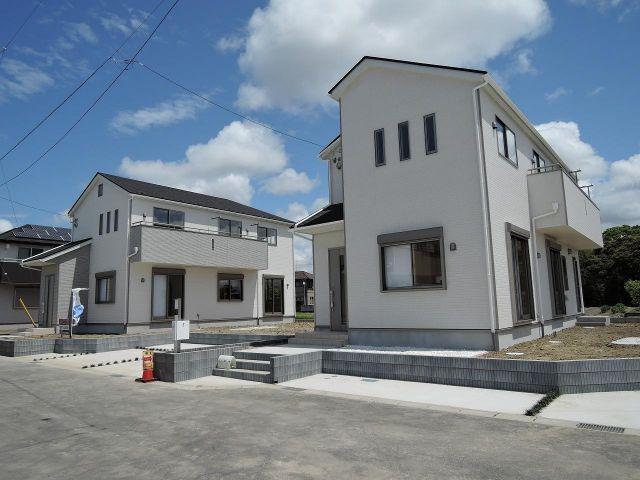 クレイドルガーデン市原市青柳第4 4号棟  新築分譲住宅(全5棟)