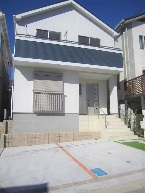 新築分譲住宅 東海市加木屋町冬至池 全4棟 D号棟