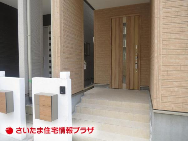 松戸市秋山17-P1 全6棟 No.5