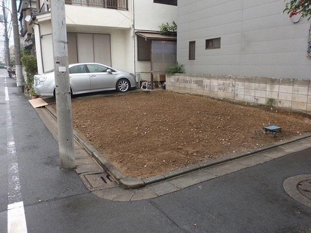 新小岩駅利用可能な公道面の角地