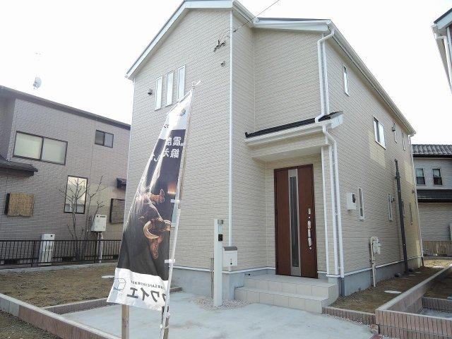 クレイドルガーデン市原市岩崎第2 2号棟  新築分譲住宅(全3棟)