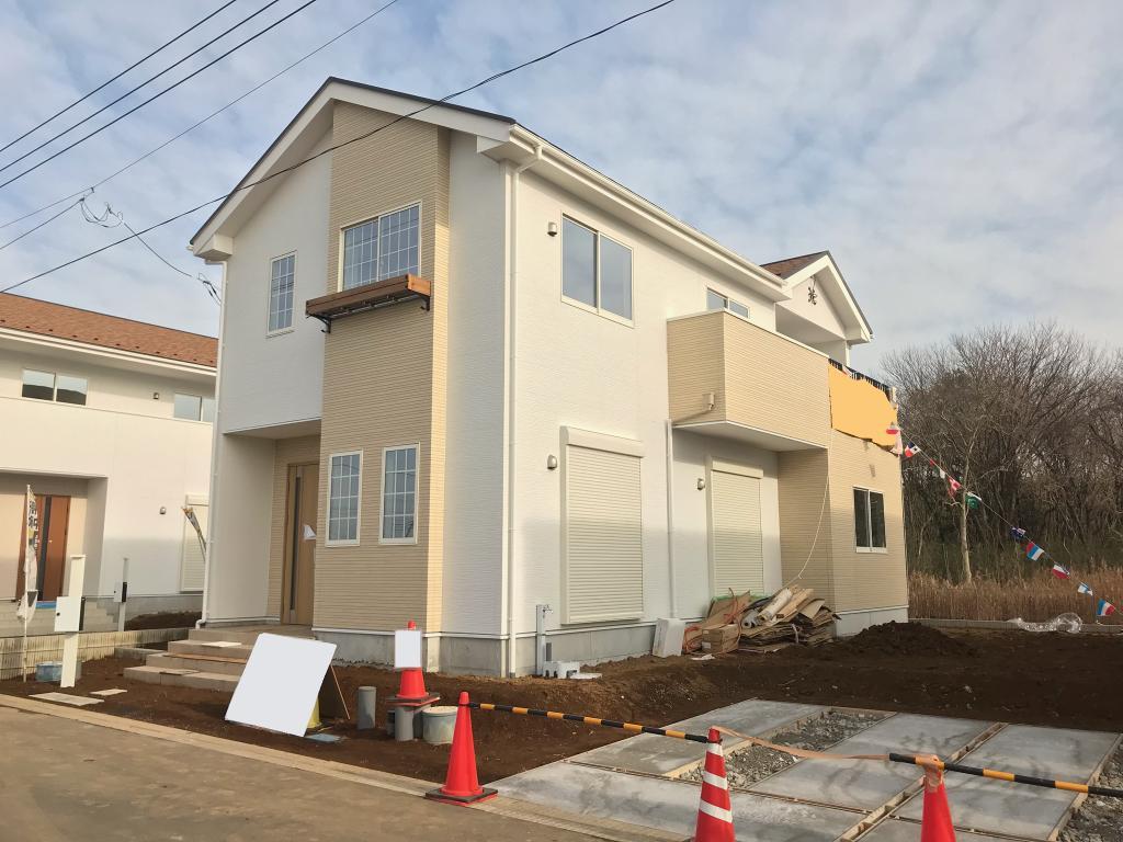 稲敷郡阿見町4期 新築分譲住宅 全5棟