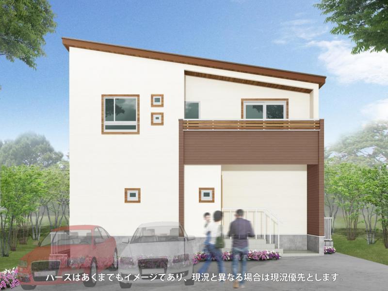 Asobi-デザインハウス 豊明市栄町第五 3号棟
