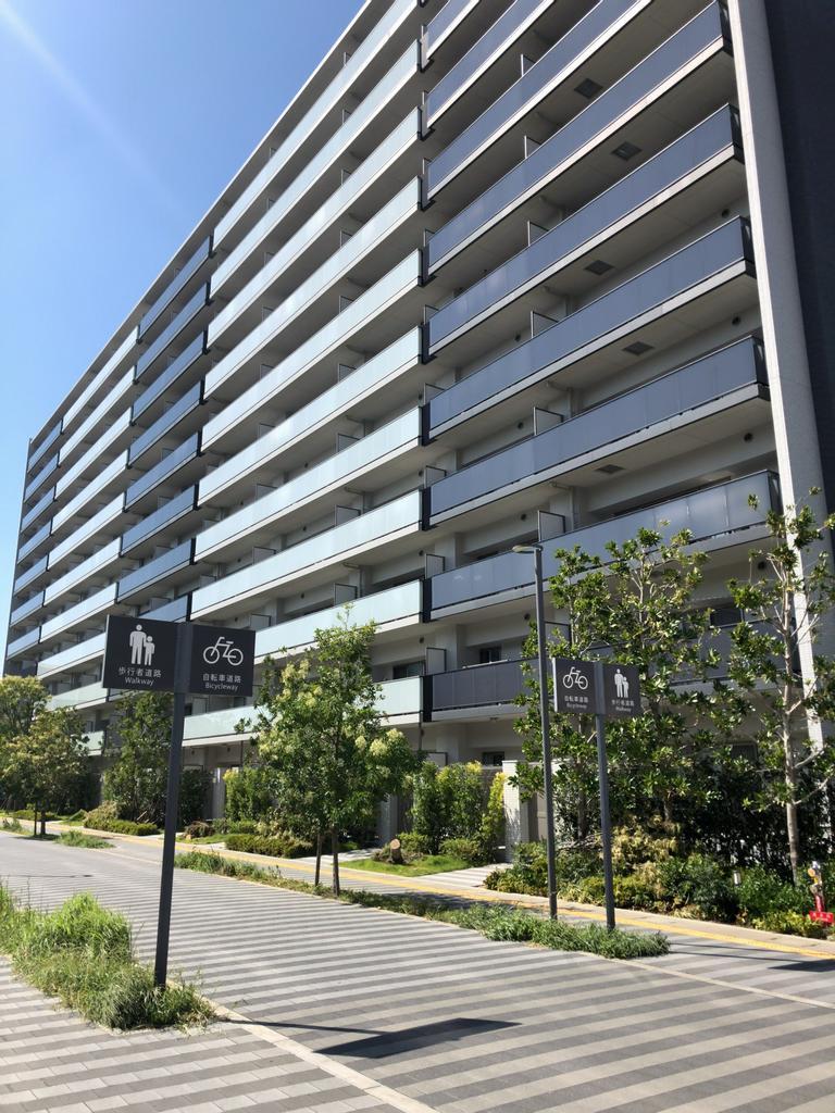 セントラルゲートレジデンス  /築浅 10階/RC11階建