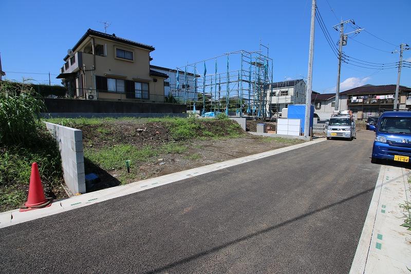 岩槻区城町土地建築条件なし 面積60.5坪 都市ガス 本下水