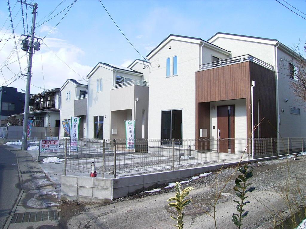 福島市丸子3期 3号棟 新築一戸建て