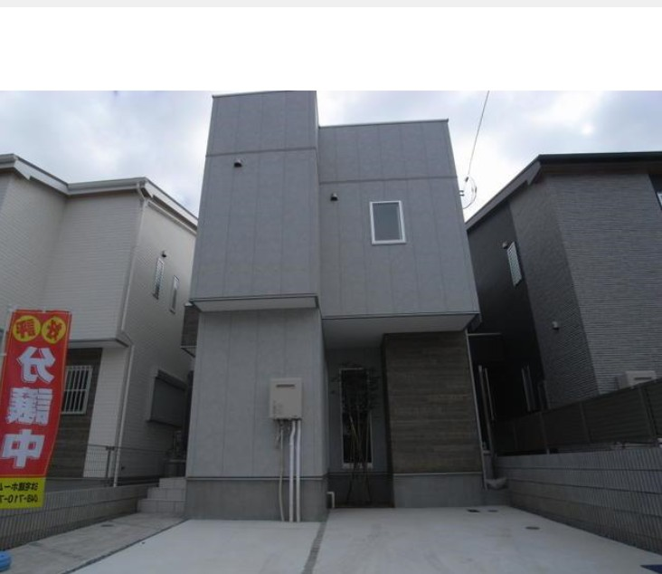 売主直売・建物は「遊び心のある家」シリーズ B号棟