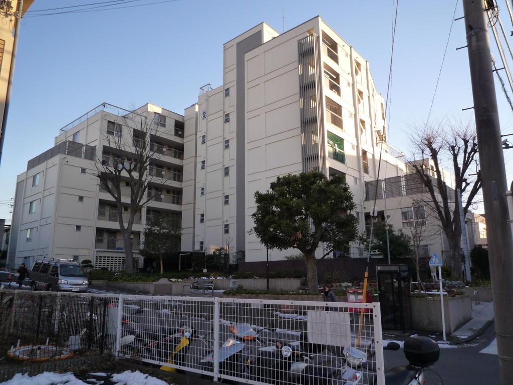 妙蓮寺コーポラス 609
