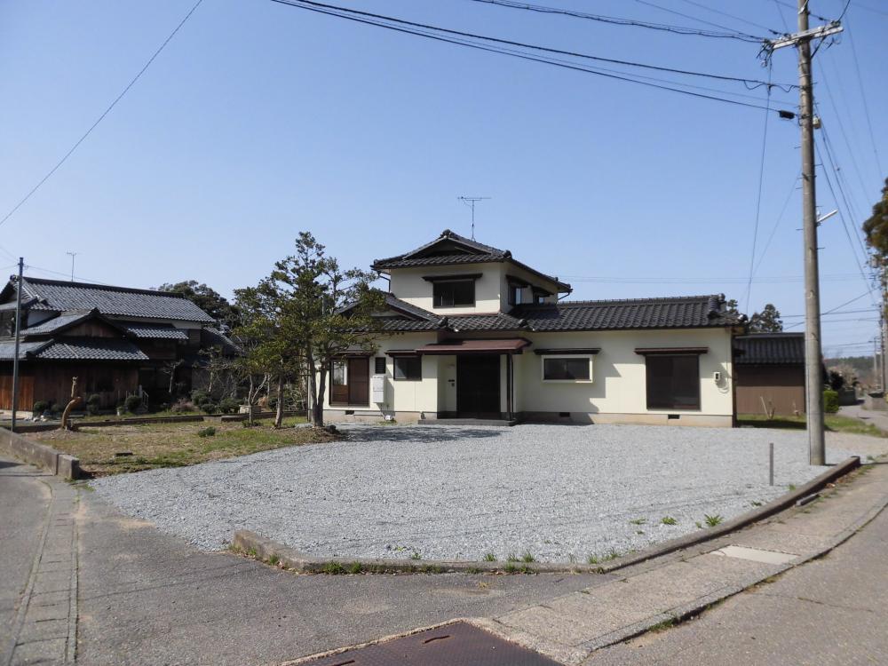 加賀市永井町 戸建て