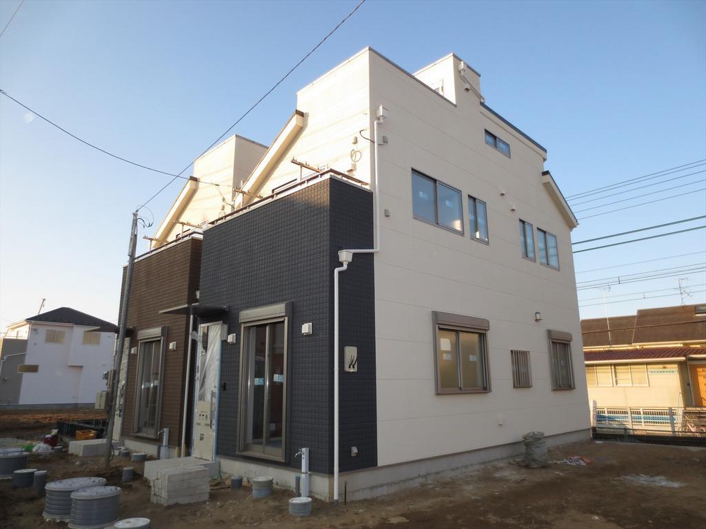 NEW HOUSE 市川市本北方2丁目 角地 限定1棟 区画整理