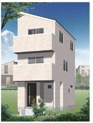 東向島3丁目 新築住宅