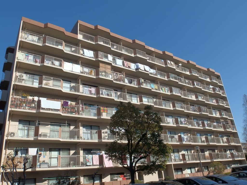 白川高層住宅11号棟