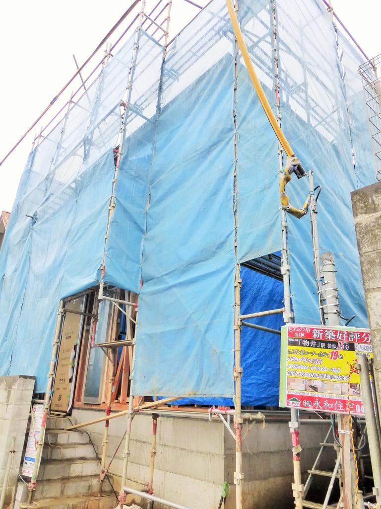 アイタウン 3LDKの整形地 JR総武本線物井駅徒歩15分 1号棟